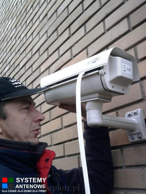 Regulacja kamery monitoringu