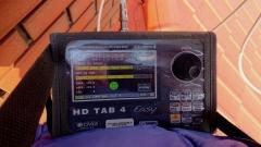Sygnał z Hot Bird Tr-11200 Polaryzacja V