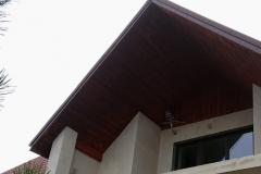 Antena na balkonie montaż do elewacji