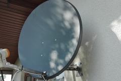 Antena satelitarna - Karolin