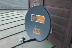 Antena satelitarna - Garbów