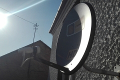 Antena Cyfrowego Polsatu - Góry Markuszowskie