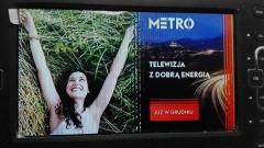 METRO-plansza