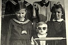 Prawnuki Głowaczy ok. 1955