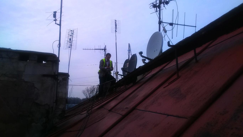 Montaż zestawu LTE Orange - Lublin