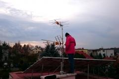 Montaż i ustawienie anten naziemnych - Lublin