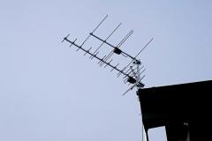 Zestaw anten naziemnych