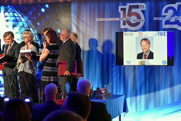 Jacek Silski Prezes PIRC - nominowany do Nagrody Osobowość Roku w kategorii OTOCZENIE BIZNESU