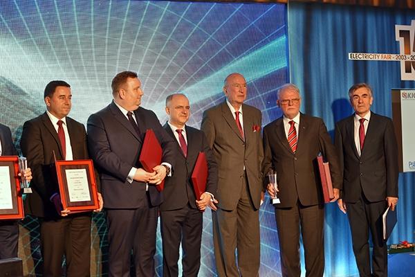 Nagrodzeni w konkursie OSOBOWOŚĆ ROKU 2016 - 2