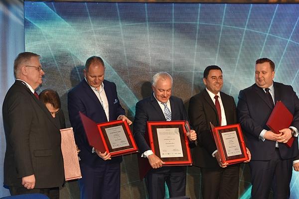 Nagrodzeni w konkursie OSOBOWOŚĆ ROKU 2016