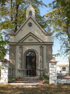 Kapliczka w Nasutowie