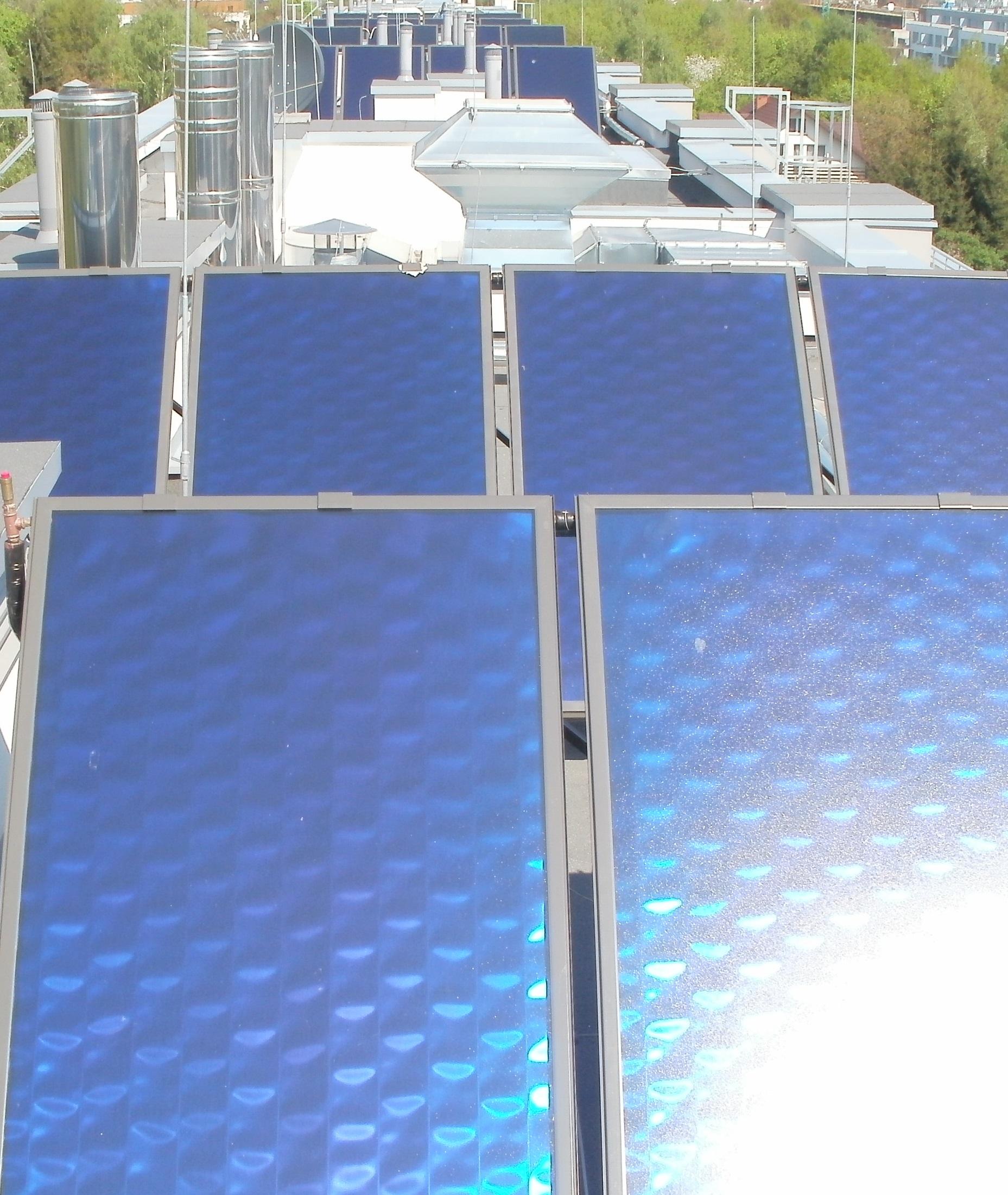 Solary fotowoltaiczne w gminie Niemce