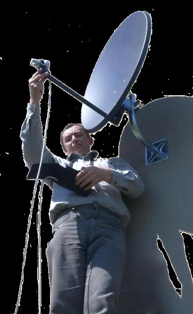 Montaż anten i instalacji telewizji naziemnej i satelitarnej Lublin