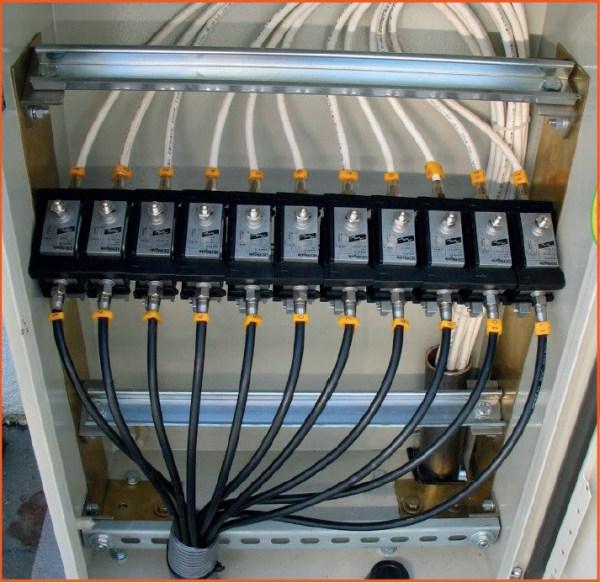 Zabezpieczenie przeciwprzepięciowe instalacji antenowej seria DEHNgate