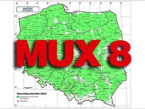 II etap wdrażania MUX 8 do końca 2016