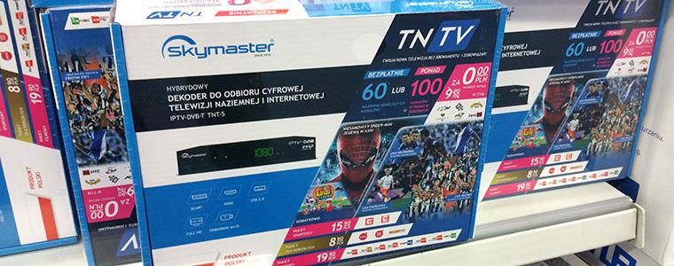 TNTV - nowa oferta prepaid na polskim rynku