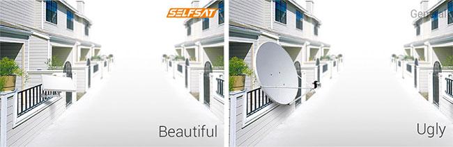 Anteny satelitarne płaska czy ofsetowa