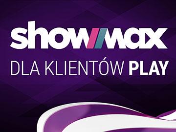 Showmax przez rok za darmo w Play