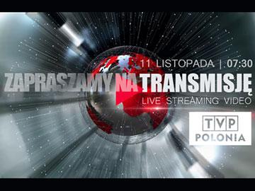 TVP Polonia w internecie od 11 listopada