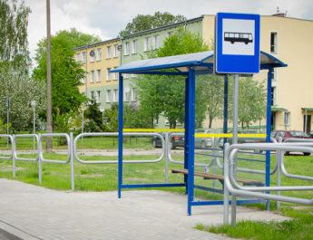 Przystanek autobusowy Niemce