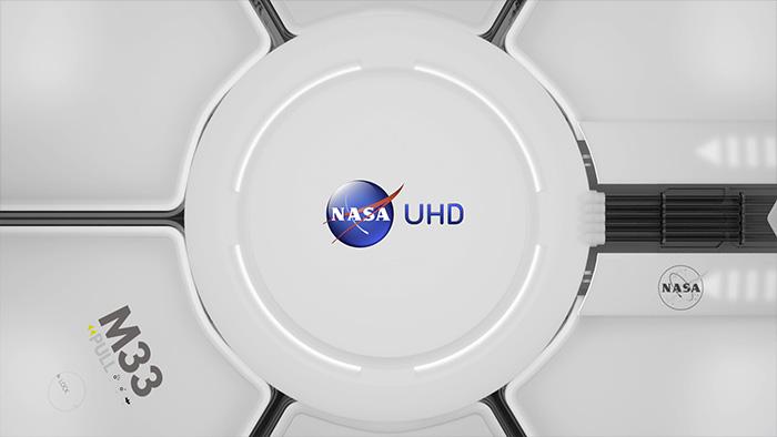 Przekaz kanału NASA TV UHD