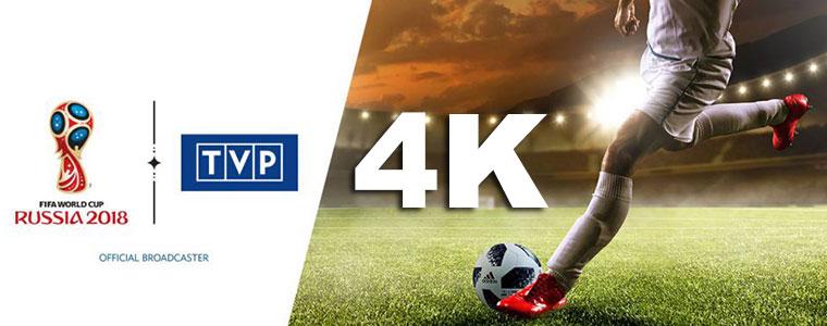 TVP 4K ruszy na mundial