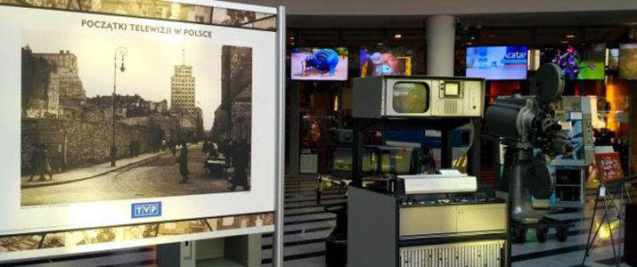 TVP z wystawą na 80 lat telewizji w Polsce
