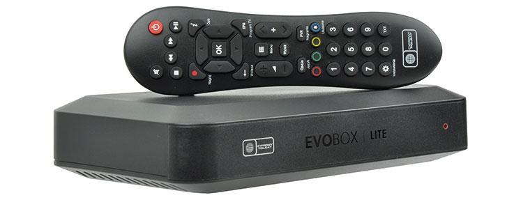 Evobox Lite - test dekodera Cyfrowego Polsatu