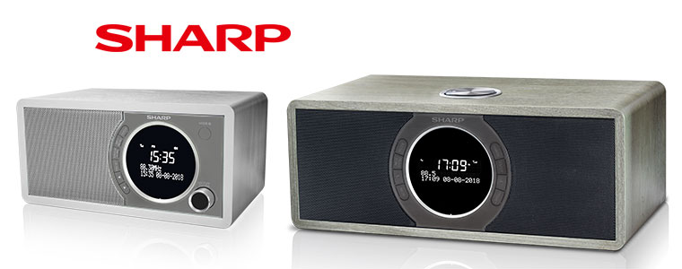 Radioodbiorniki DAB+ Sharp dostępne w Polsce