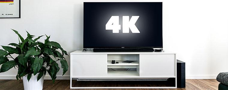 Gdzie można znaleźć treści UHD 4K