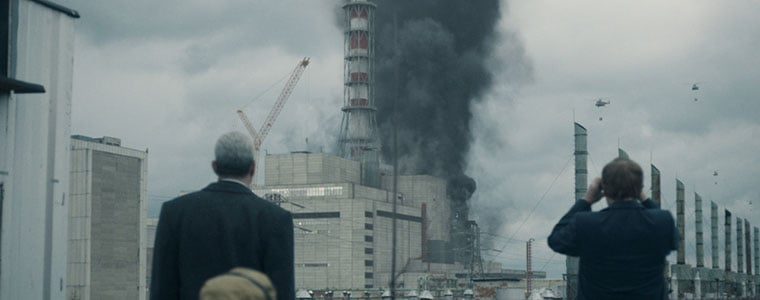 "Nowy miniserial HBO ""Czarnobyl"""