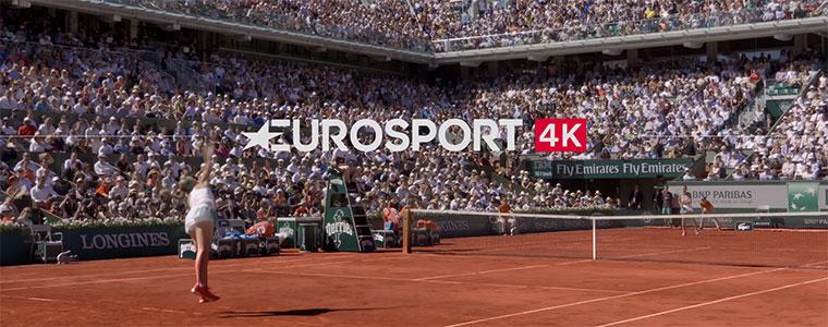 Eurosport 4K z emisją FTA na 19,2°E