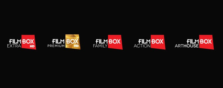 Kanały FilmBox w otwartym oknie Orange TV