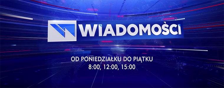 Wiadomości TVP w nowej odsłonie od 12 maja