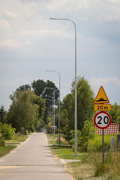 Czasowe wyłączenie oświetlenia ulicznego w Gminie Niemce