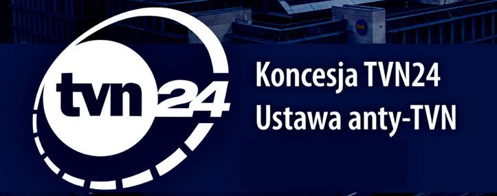 KRRiT przyznała koncesję dla stacji TVN24