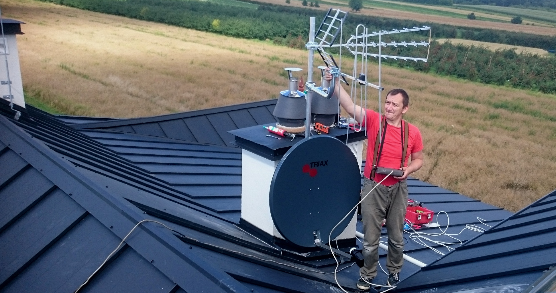 Anteny radia DAB+ w instalacjach RTV