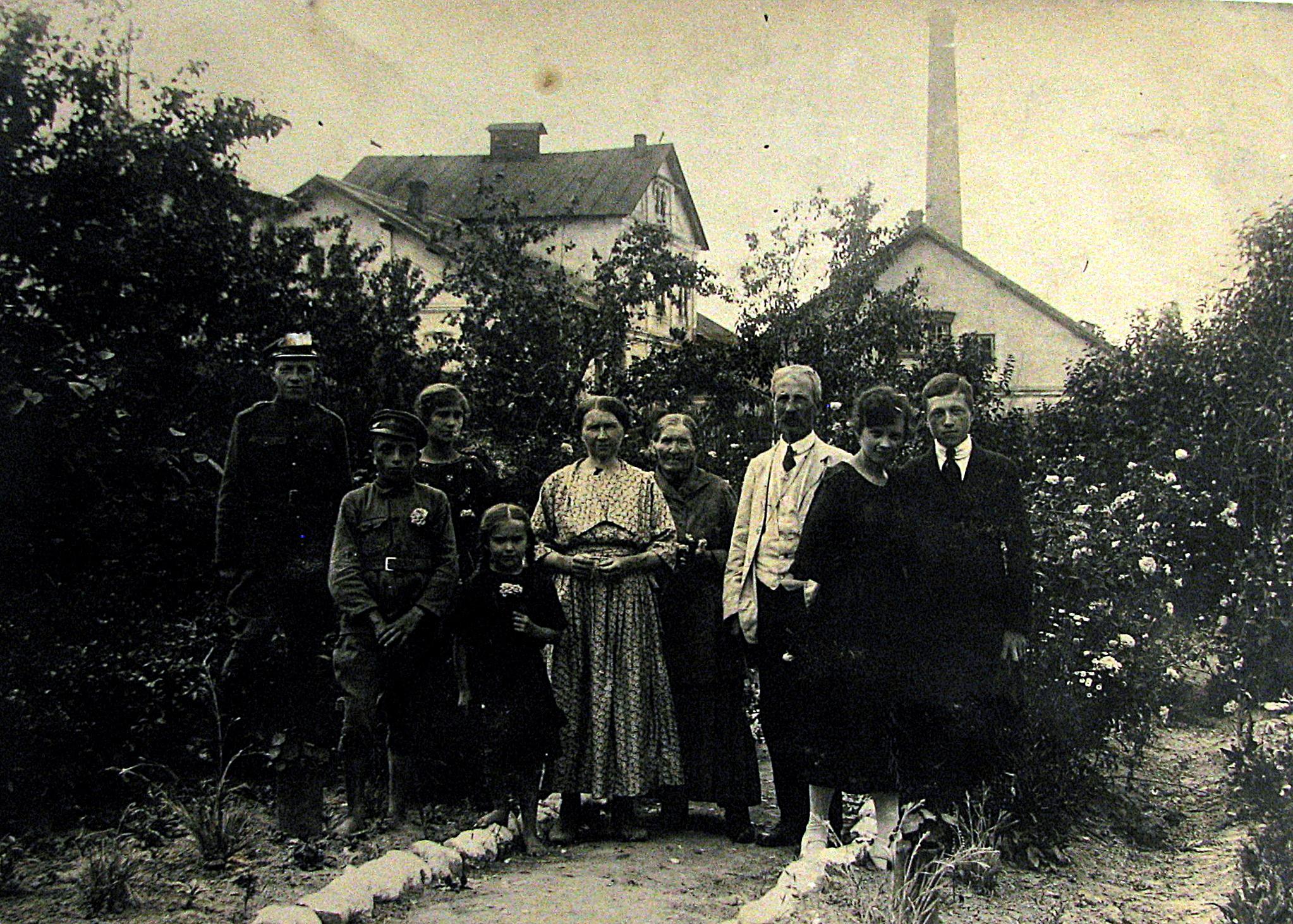 Nasutów na starej fotografii