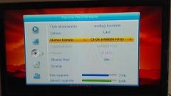 Skan wyszukiwania kanałów DVB-T