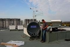 Ustawienie anteny Telkom-telmor 120 TT PREMU