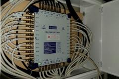 Multiswitch Telkom-Telmor w instalacji zbiorczej w budynku wielorodzinnym