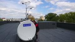 Kolejny zestaw antenowy dla instalacji zbiorczej prawie gotowy