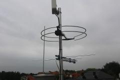 Komplet anten - radio telewizja internet