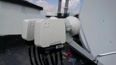 Konwertery Inverto Home Pro dla układu zez z anteną Telkom-Telmor 120 cm