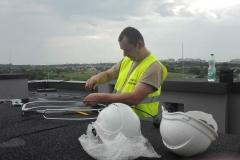 Składanie anteny radiowej do montażu na AIZ