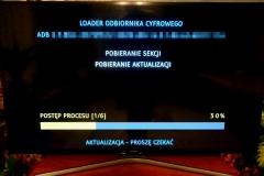 Ekran aktywacyjny dekodera nc+ Premium Box