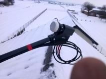 Konwerter QUAD oraz przewody antenowe zelowane