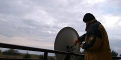 Regulacja anteny satelitarnej