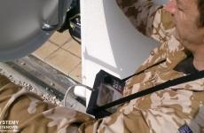 Ustawianie anteny z analizatorem sygnału