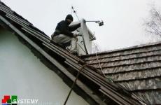 wykonanie instalacji antenowej - Gutanów